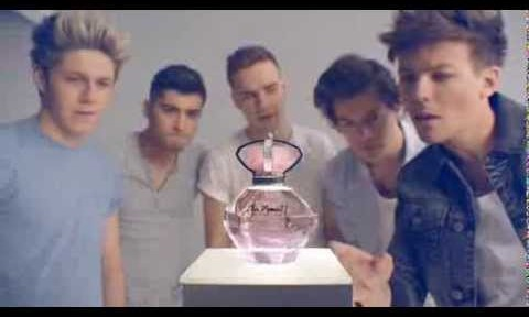 One Direction Tv Ad Music