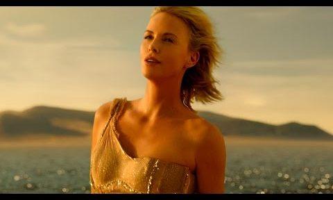 Charlize Theron Werbung