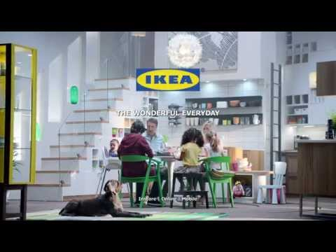Ikea metod kitchen range tv ad music for Ikea tracking usa