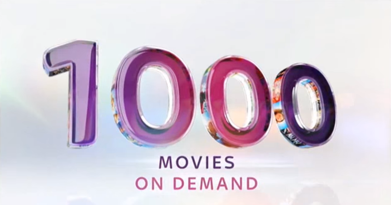 Sky movies 1000 movies on demand tv ad music for Tv on demand